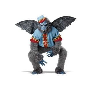 Scary Winged Monkey Costume