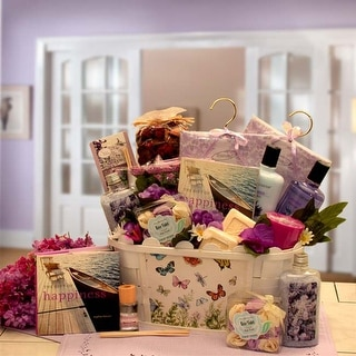 Link to So Serene Spa Essentials Gift Set with book Similar Items in Spa & Relaxation Baskets