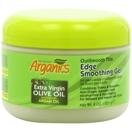 Arganics Edge Smoothing Gel, 8 oz