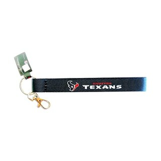 Cleanlapsports Houston Texans Wristlet