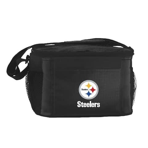 Pittsburgh Steelers Kolder Kooler Bag - 6pk - Black