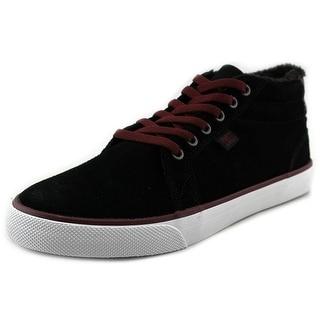 DC Shoes Council Mid WNT Men Round Toe Suede Skate Shoe