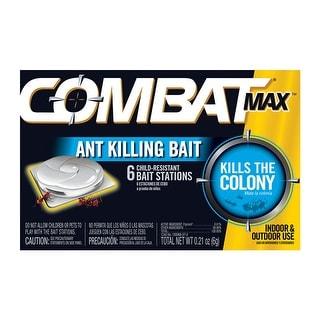 Combat 55901 Quick Kill Ant Bait, 6 Pack