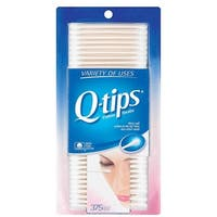 Q-Tips Cotton Swabs - 375 Pack