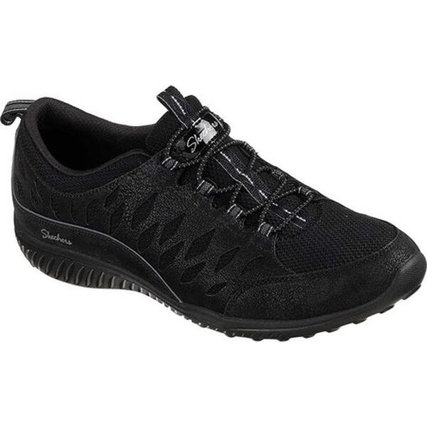 Shop Skechers Women's Be Light My Honor Sneaker Black