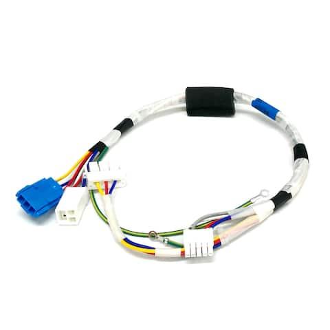 LG Washer Multi Wire Motor Harness Shipped With WM3070HRA, WM3070HVA, WM3070HWA