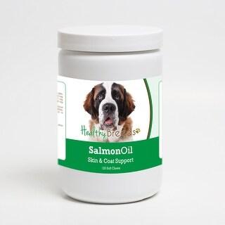 Healthy Breeds Saint Bernard Salmon Oil Chews