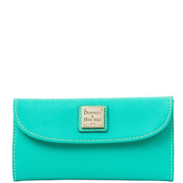 Dooney & Bourke Saffiano Continental Clutch (Introduced by Dooney & Bourke at $128 in Jan 2014)