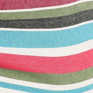 Sunnydaze Cotton Double Brazilian Hammock & Multi-Use Universal Stand Combo, Style Options Available