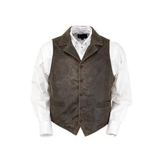Outback Trading Western Apparel Vest Mens Quality Chief Vest 29722