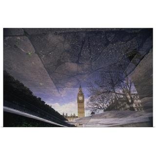"""Big Ben in London, England"" Poster Print"