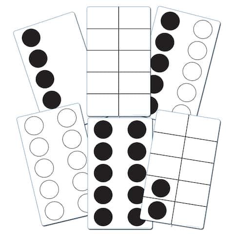 Ten Frame Activity Cards