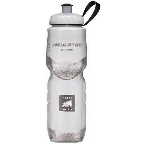 Polar Bottle IB24CLW Double Wall Insulation Water Bottle, 24 Oz