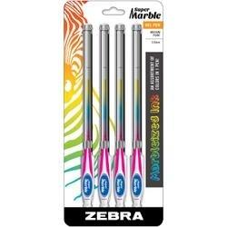 Assorted - Super Marble Gel Pen .8Mm 4/Pkg