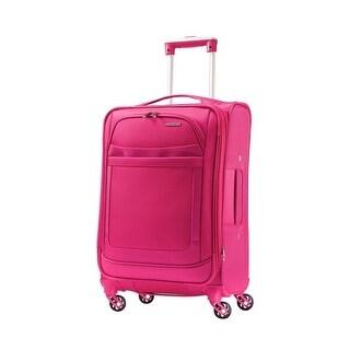 American Tourister Ilite Max Softside Spinner 25 - Raspberry