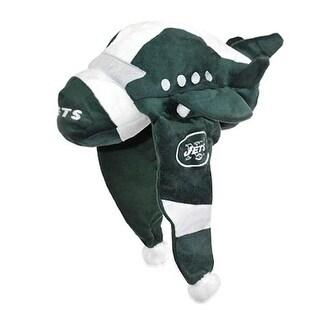 New York Jets NFL Plush Beanie