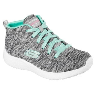 Skechers 81907 GYAQ Girl's BURST - DIVERGENT Sneaker