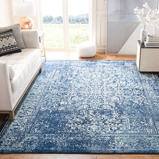 Link to Safavieh Evoke Quinn Vintage Boho Distressed Rug Similar Items in Transitional Rugs