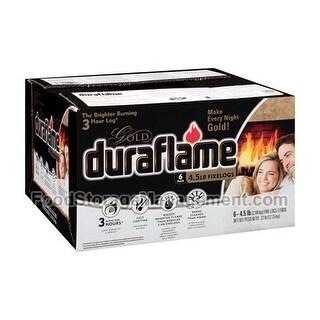 Duraflame 04577 Premium Gold Firelog, 4.5 lbs