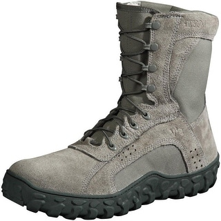 Rocky Tactical Boots Mens S2V Steel Toe Sage Green FQ0006108
