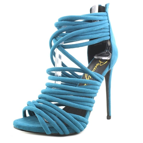 Privileged Arian Teal Sandals