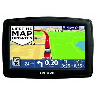 Refurbished Refurbished TomTom Start 55M 5-inch Automotive GPS w/ Lifetime Map Updates & Spoken Street Names