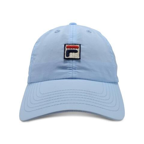 Fila Womens Ball Cap Logo Classic - Cashmere Blue - O/S