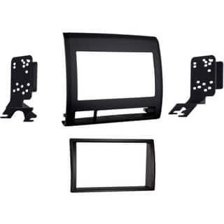 Metra 95-8214TB METRA Vehicle Mount for Radio - ABS Plastic - Black|https://ak1.ostkcdn.com/images/products/is/images/direct/26108d8b5859ffaf165577445e11fc2a301ebea2/Metra-95-8214TB-METRA-Vehicle-Mount-for-Radio---ABS-Plastic---Black.jpg?impolicy=medium