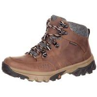 Rocky Outdoor Boots Womens Endeavor Point Waterproof Brown