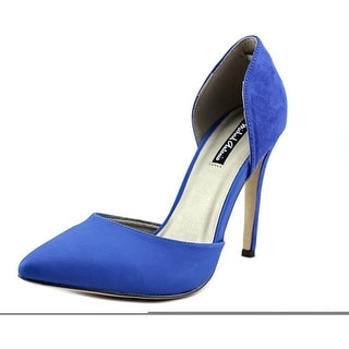 Michael Antonio Lander Women Pointed Toe Synthetic Heels