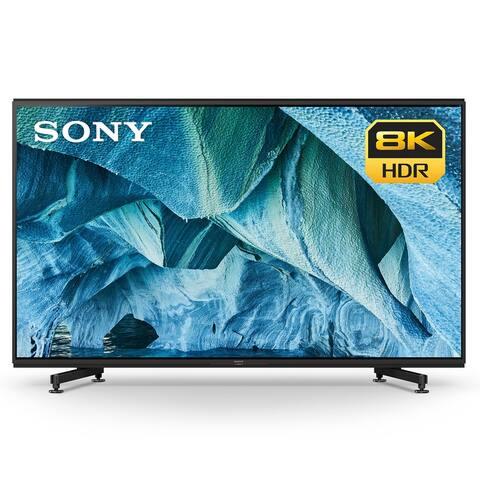 """Sony XBR-85Z9G 85"""" 8K UHD HDR TV - Black"""