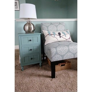 Copper Grove Hoxie 3-drawer End Table