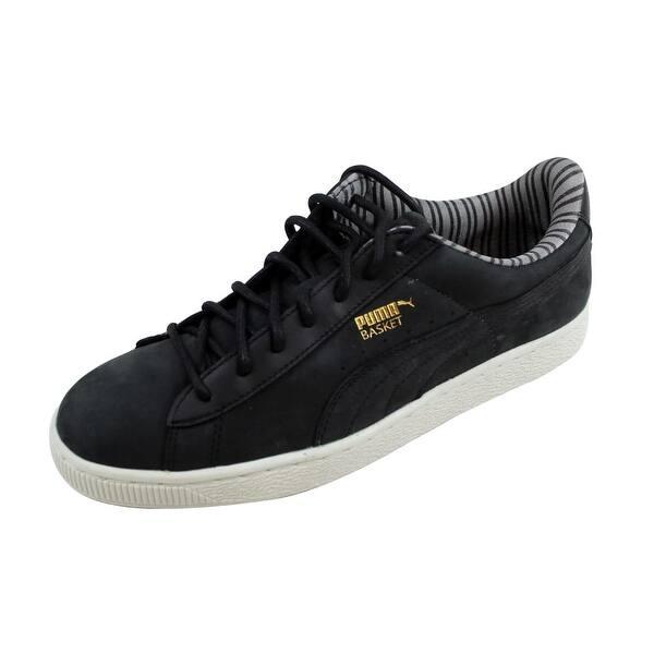 c876958644ad Shop Puma Men s Basket Classic CITI Black 359938 01 - Free Shipping ...