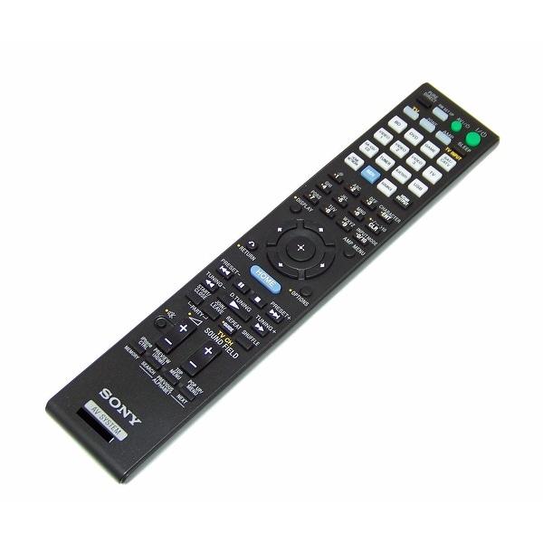 OEM Sony Remote Control Originally Shipped With: STR-DN1040, STRDN1040