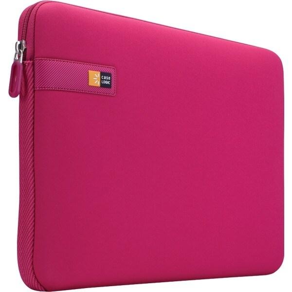"Case Logic Laps-113P 13.3"" Notebook Sleeve (Pink)"