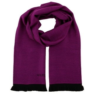 Versace IT00635 100% Wool Mens Scarf