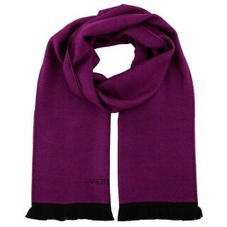 Versace IT00635 100% Wool Mens Scarf