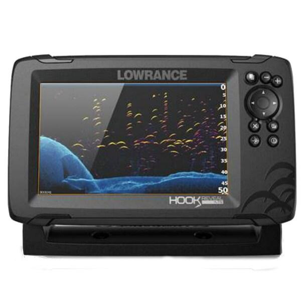 Lowrance HOOK Reveal 7x Fishfinder HOOK Reveal 7x Fishfinder. Opens flyout.