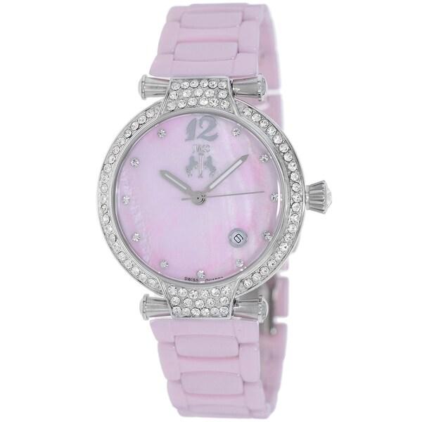 Jivago Women's Bijoux JV2213 Mother of Pearl Dial watch