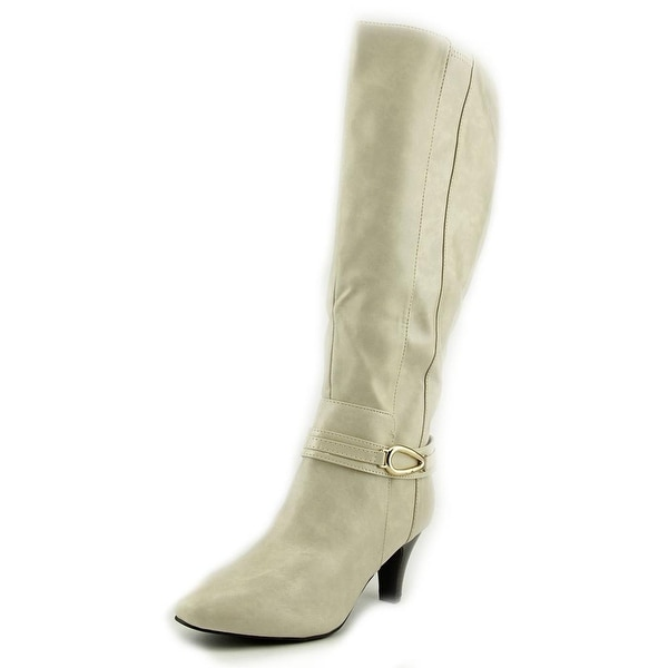 Karen Scott Holdenn Round Toe Synthetic Knee High Boot