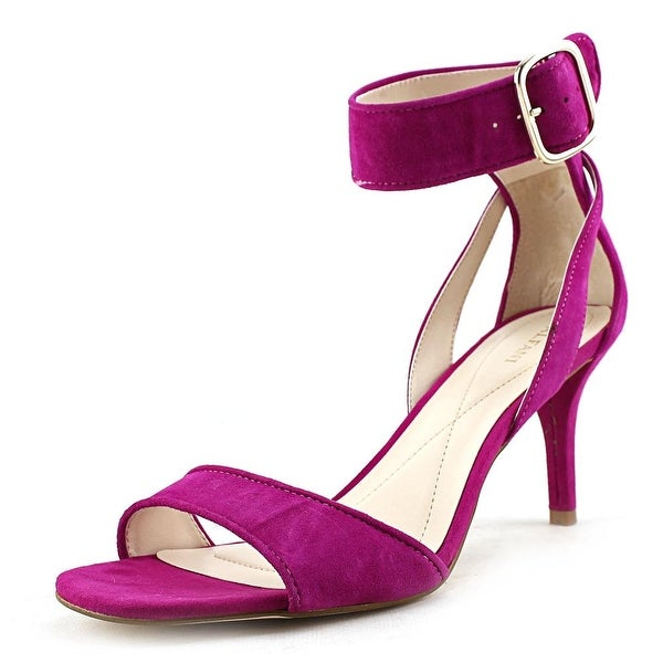 Alfani Casedy Women Open Toe Suede Pink Sandals
