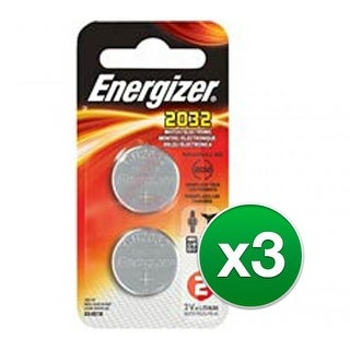 """""""Replacement Battery for Energizer 2032BP2N (3-Pack) Replacement Battery"""""""