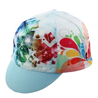 XINTOWN Authorized Elastic Quick Dry Sports Cap Cycling Riding Hat Multicolor