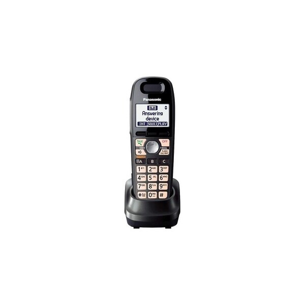 Panasonic KX-TGA659T 1.9GHz Extra Handset / Charger DECT 6.0 LCD Display New