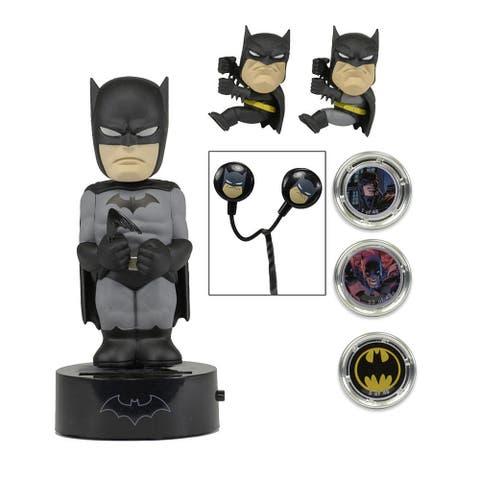 Batman Scalers, Hub Snaps, Body Knocker, Earbuds Gift Set - Multi