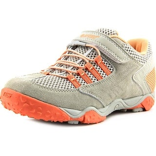 Hi-Tec Figaro (Youth) Youth Round Toe Suede Hiking Shoe