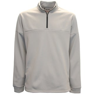 Adidas ClimaWarm 1/4-Zip Textured Dot Pullover