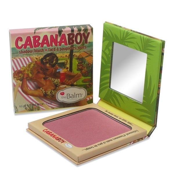 theBalm Cabana Boy Shadow/Blush 0.3 Oz