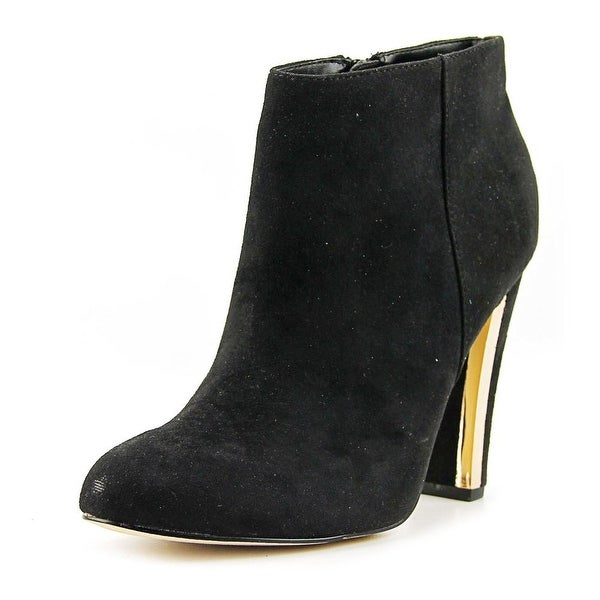 Call It Spring Lovelarwen Round Toe Leather Ankle Boot
