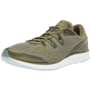 Saucony Mens Freedom ISO Low Top Lace Up Running Sneaker